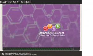 image of Kelley School of Business Life Science series video