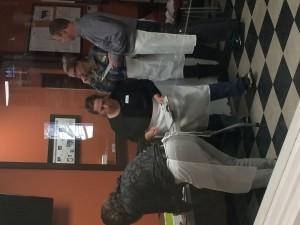 Pearl Pathways volunteers with Second Helpings