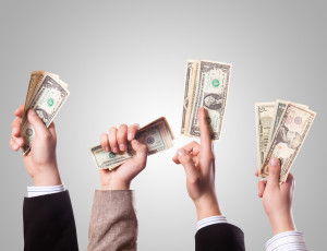 venture capital funding stock photo