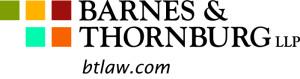 Barnes & Thornburg life science event
