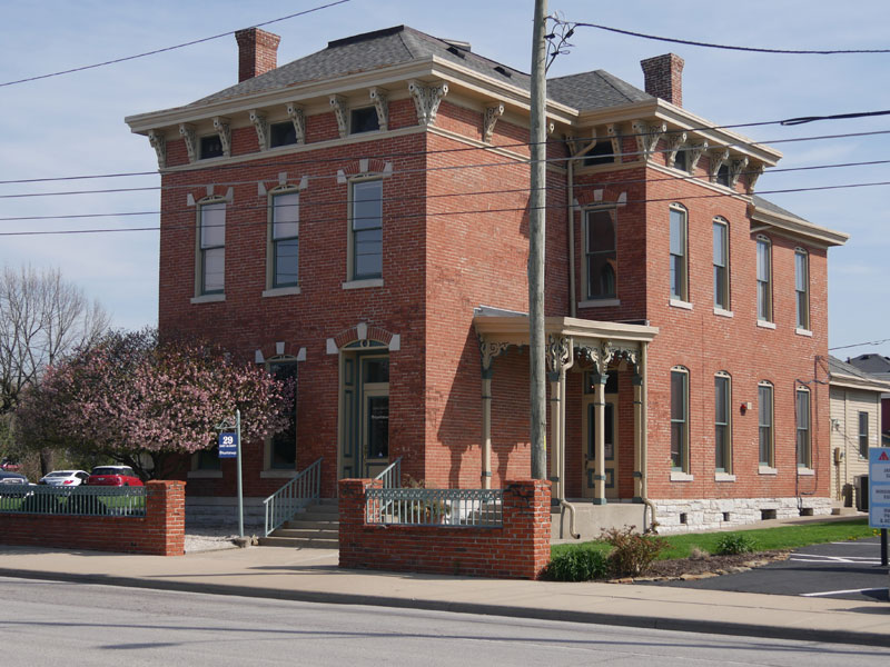 August K. Sommer House - Today