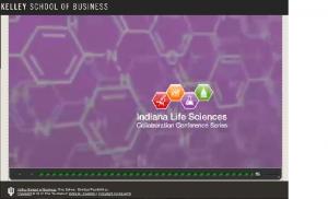 image of Kelley School of Business Life Science series video