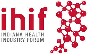 life sciences lunch IHIF indiana health industry forum logo